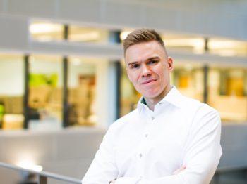Niko Kytö myyntijohtaja Visma Enterprise Oy