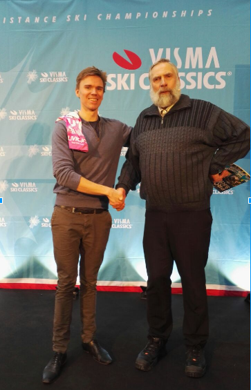 Niko Kytö Ski Classics