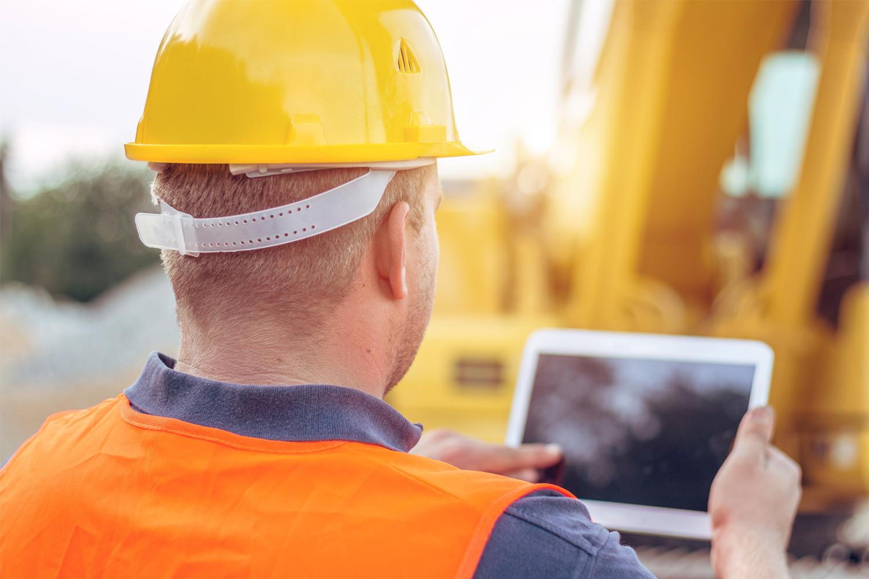 Työturvallisuus työmaa