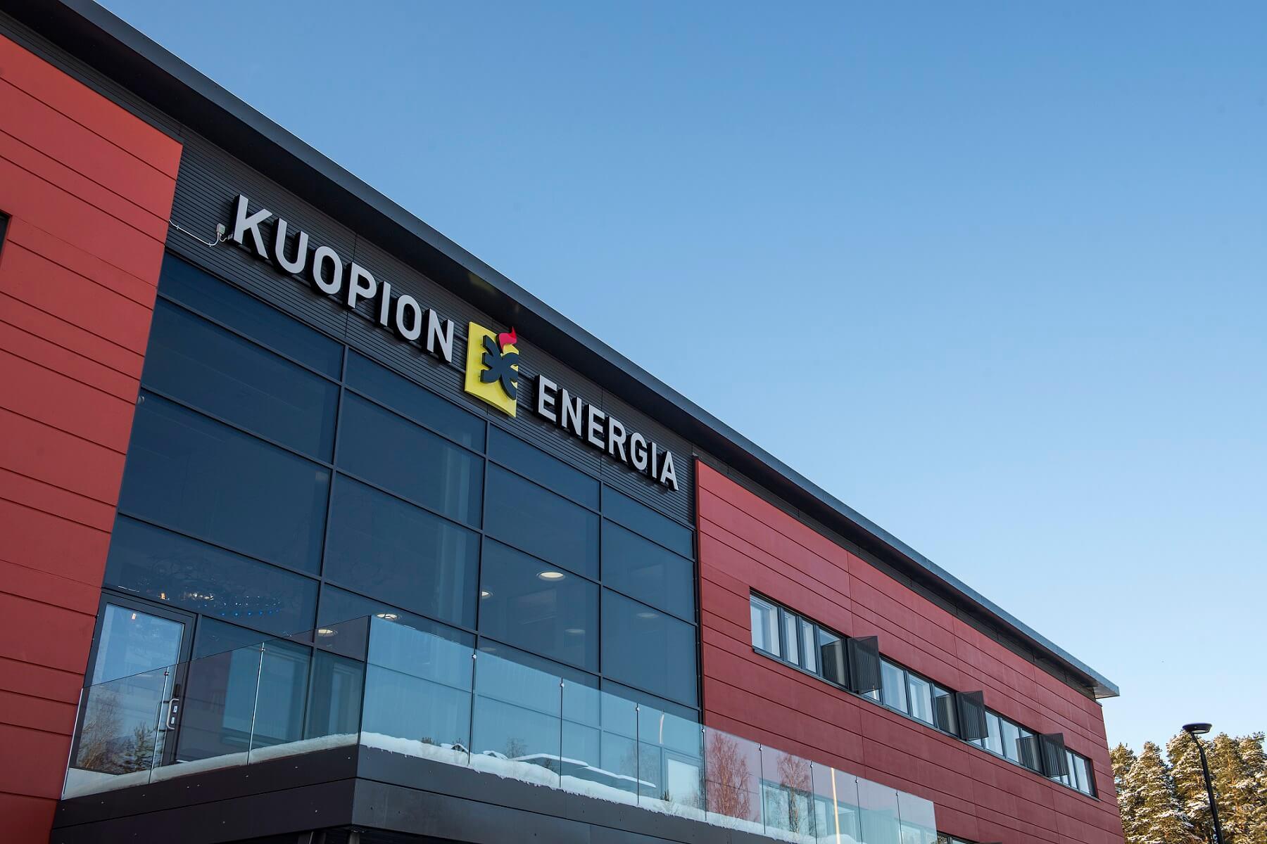 M2: Kuopion Energia