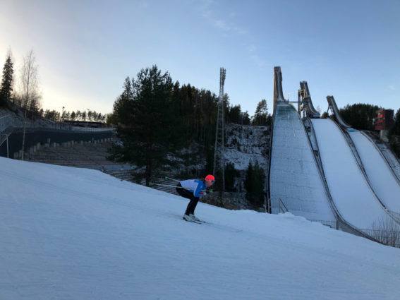 Terhi Karasjärvi Visma Skiclassics