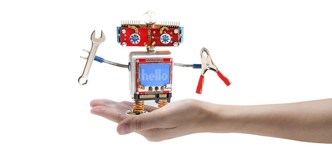 Robotiikka ja automaatio ovat rantautuneet pysyvästi osaksi tiedonhallintaa.